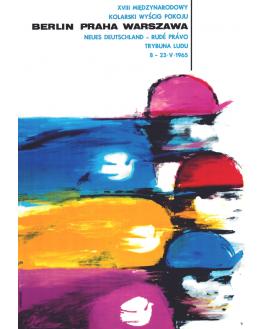 XVIII International Peace Race (reprint)