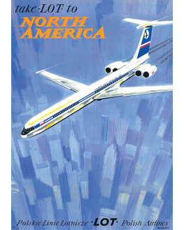 Take LOT to North America (reprint)