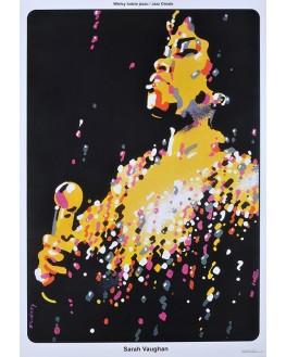 Sarah Vaughan. Jazz Greats