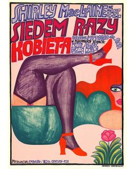 Woman Times Seven (reprint)
