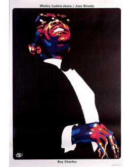 Ray Charles. Wielcy Ludzie Jazzu