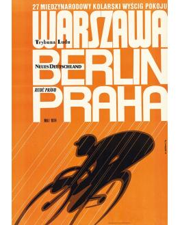 27th Peace Race (reprint)