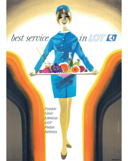 Best service In LOT '1966 (reprint)