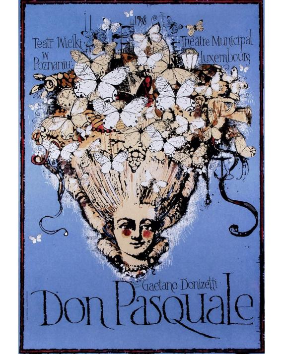 Don Pasquale, Donizetti