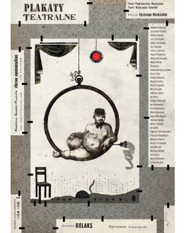Theatre posters, edition by Niedziółka