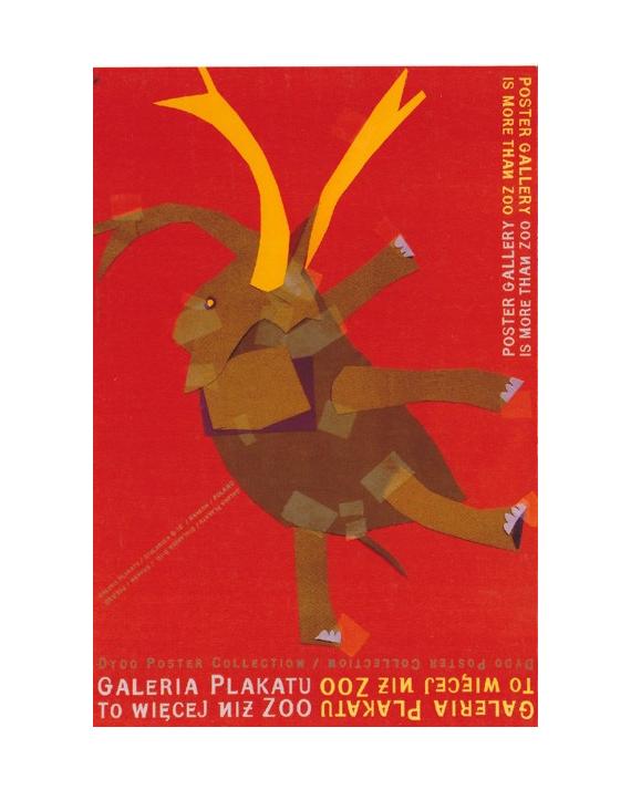 Galeria Plakatu  (Słoń)
