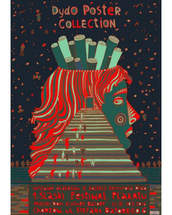 Wystawa Plakatów Z Kolekcji Krzysztofa Dydo, Chorzów
