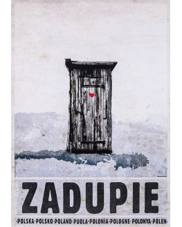 Poland - Zadupie (Middle of nowhere)