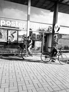 Ogłoszenie konkursu na plakat rowerowy