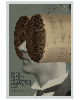 Poster printed in Leyko Printing House