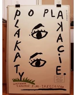 Plakaty o plakacie