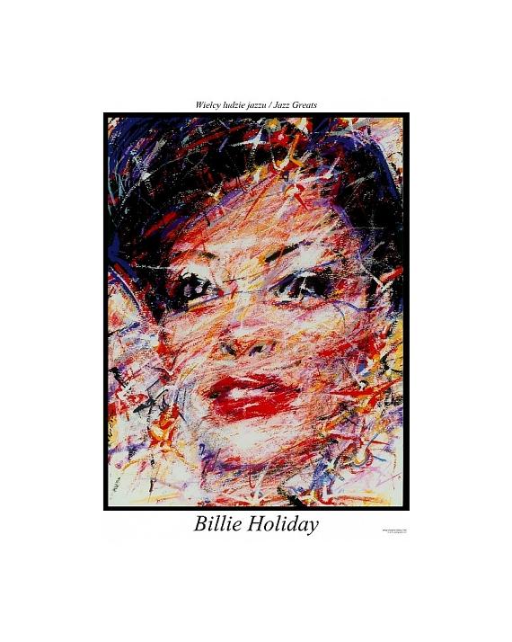 Billie Holiday. Wielcy Ludzie Jazzu