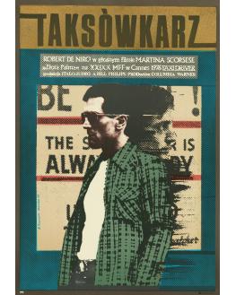 Taxi Driver (reprint)