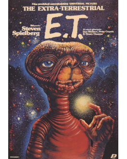 E.T. the Extra-Terrestrial (reprint)