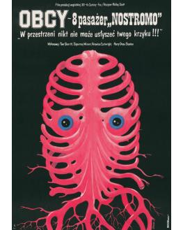 Obcy - 8. pasażer Nostromo (reprint)