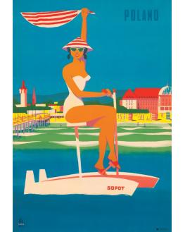 Poland Sopot (reprint)