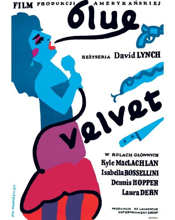 Blue Velvet (reprint)