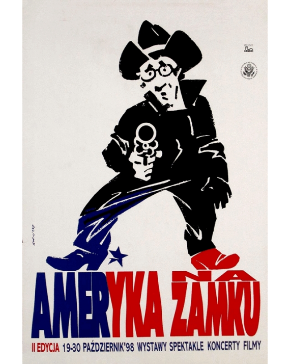 Ameryka na zamku '98