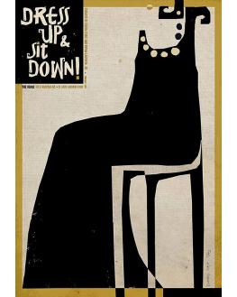 Dress Up & Sit Down