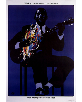 Wes Montgomery. Wielcy Ludzie Jazzu