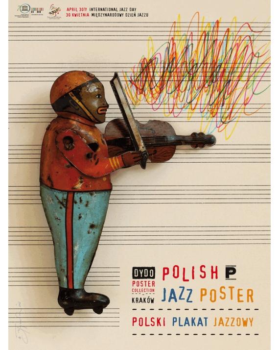Polish Jazz Poster