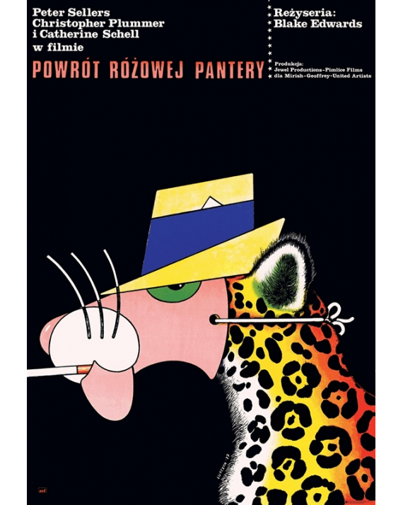 The Return Of The Pink Panther (reprint)
