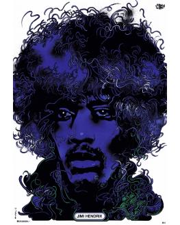 Jimi Hendrix (reprint)