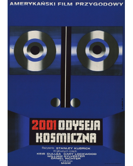 2001 A Space Odyssey (reprint)