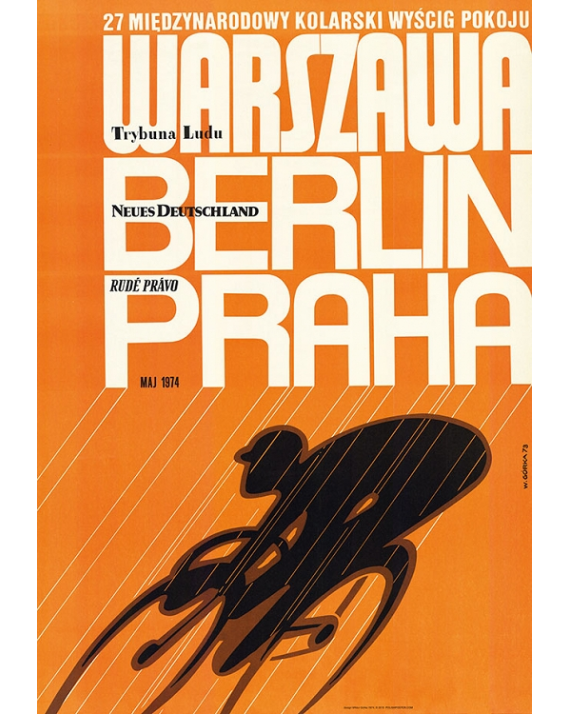 27th Peace Race (reprint)