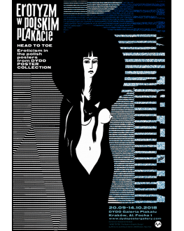 Eroticism in the Polish posters, Starowicz