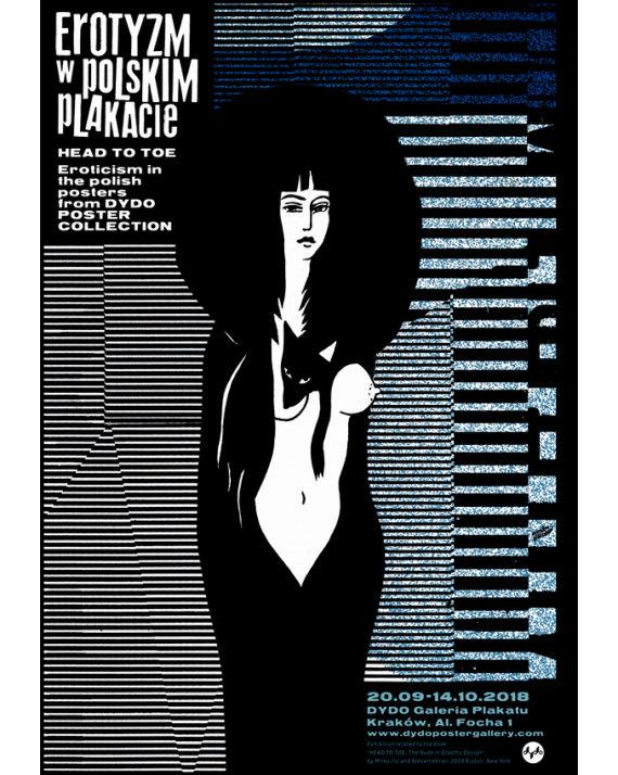 Eroticism in the Polish posters