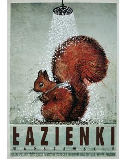 Poland - Łazienki