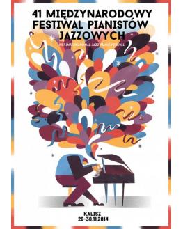 41 Międzynarodowy Festiwal Pianistów Jazzowych, Kalisz