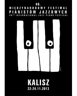 40 International Jazz Piano Festival, Kalisz