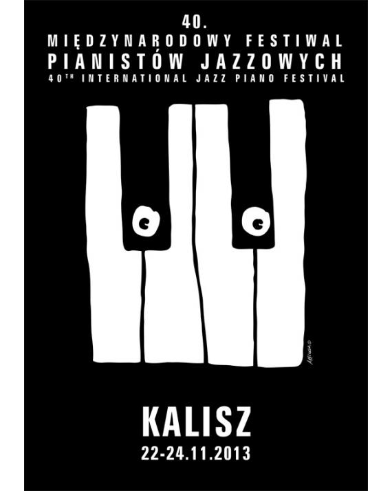 40 International Jazz Piano Festival, Kalisz