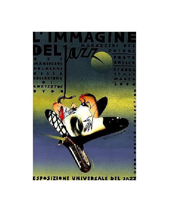 L'imagine del jazz Genova