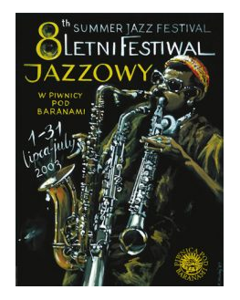 Letni festiwal jazzowy VIII Piwnicy pod Baranami