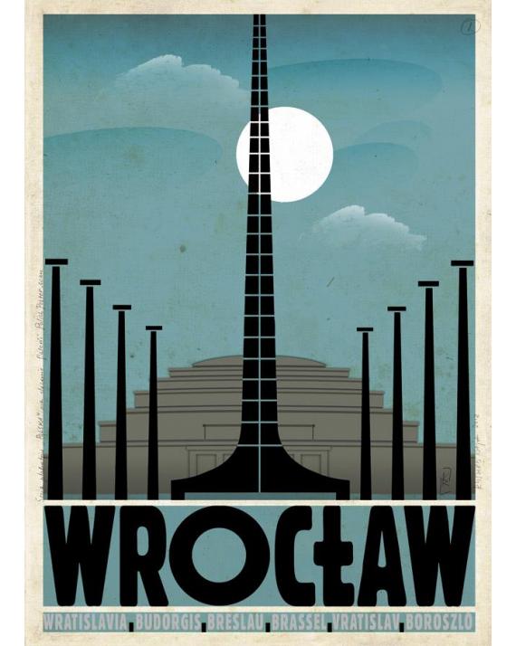 Poland - Wrocław