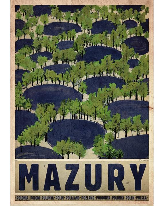 Polska - Mazury (lato)