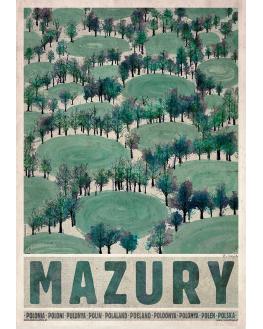 Polska - Mazury (wiosna)