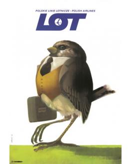 Polskie Linie Lotnicze LOT (reprint)