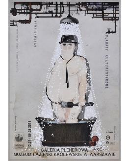 Ryszard Kaja. Plakaty kulturystyczne