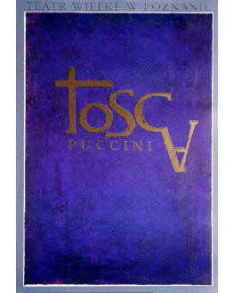 Tosca, Puccini, Teatr Wielki