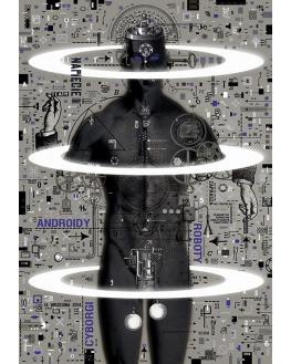 Cyborgi, Androidy, Roboty