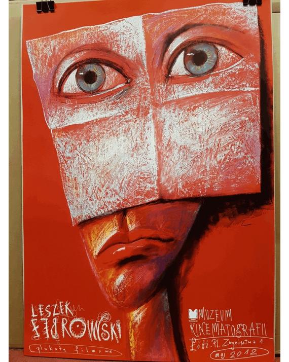 Leszek żebrowski Plakaty Filmowe Dydo Poster Gallery