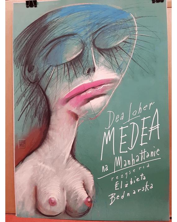 Medea in Manhattan