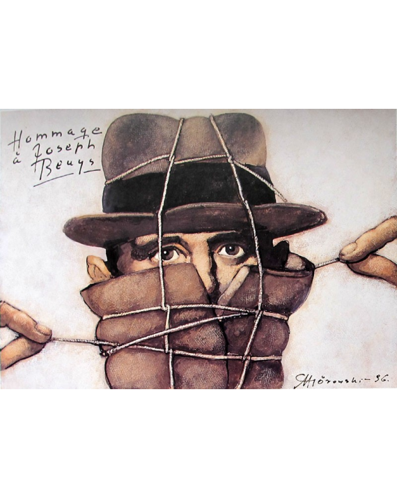 Hommage a Joseph Beuys