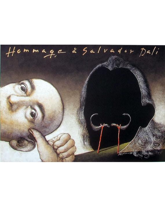 Hommage a Salvador Dali