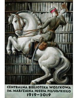 Central Military Library, Pilsudski, Grzegorczyk