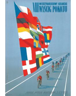 VIII International Peace Race (reprint)